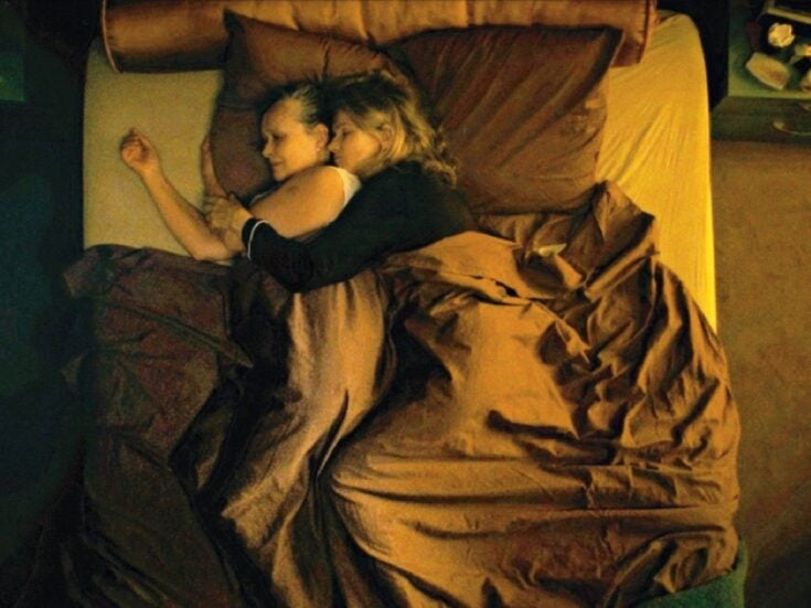 Filippo Meneghetti's Two of Us is an intimate portrait of late-in-life love