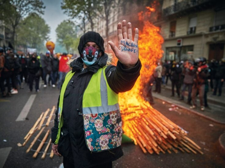 France's silent majority: How a political class was left behind