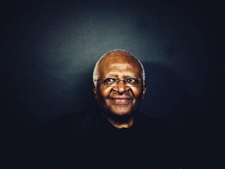 The courage of Desmond Tutu