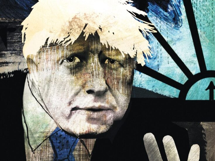Leader: Two years of Boris Johnson