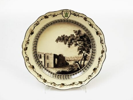 How Josiah Wedgwood's Frog Service depicted Britain in chinaware