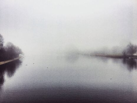 The seeming nothingness of fog speaks to the mystery in all things