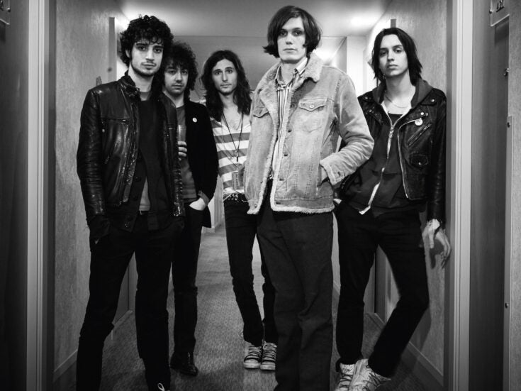 How the Strokes' Is This It captured the short-lived optimism of the millennium