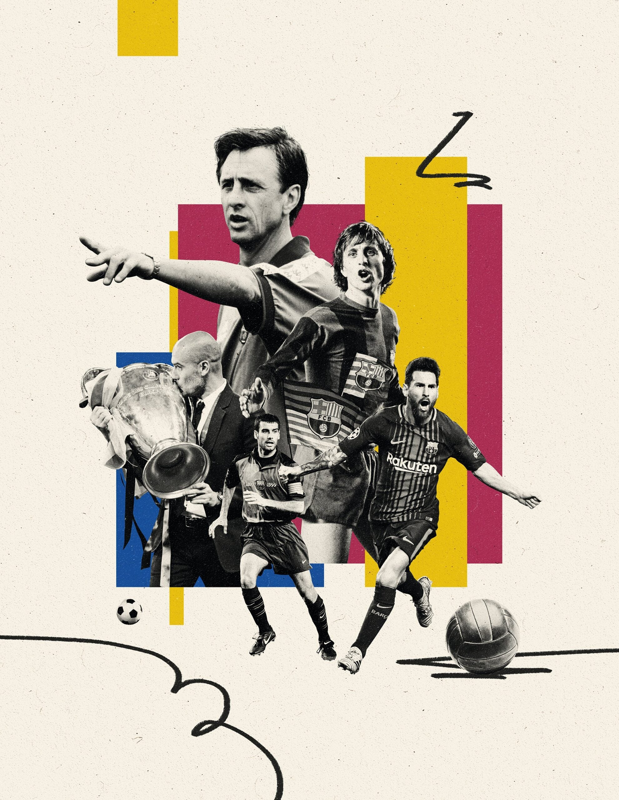 How FC Barcelona turned an alternative club culture into sporting genius