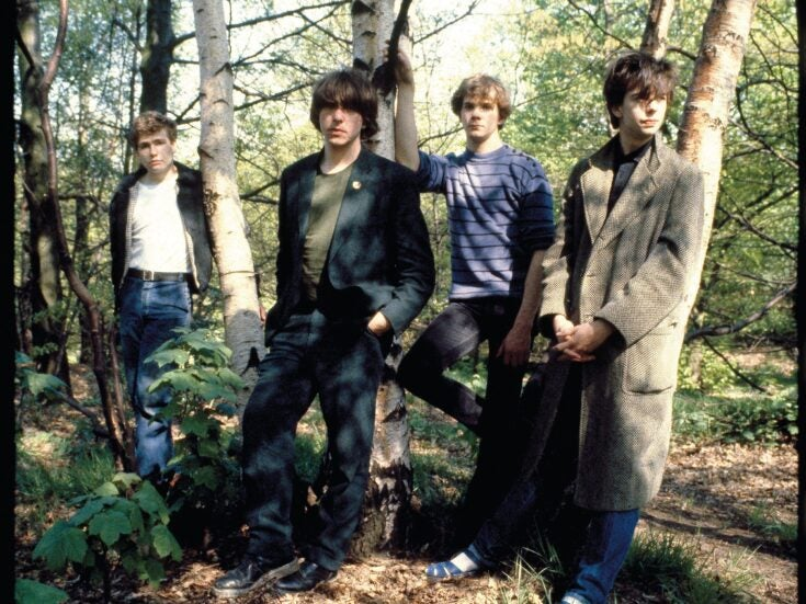 Echo and the Bunnymen before the killing moon