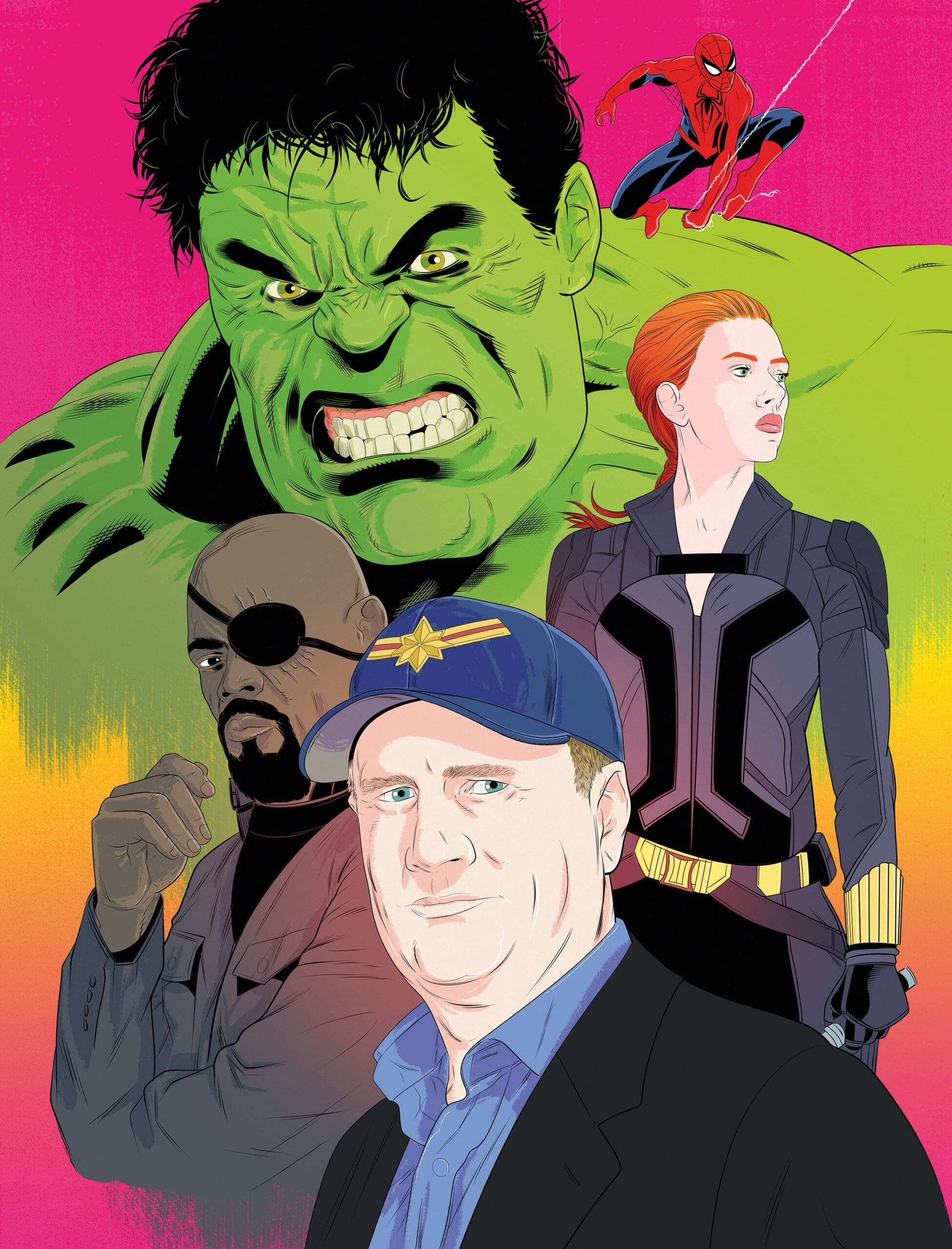 How Marvel conquered culture