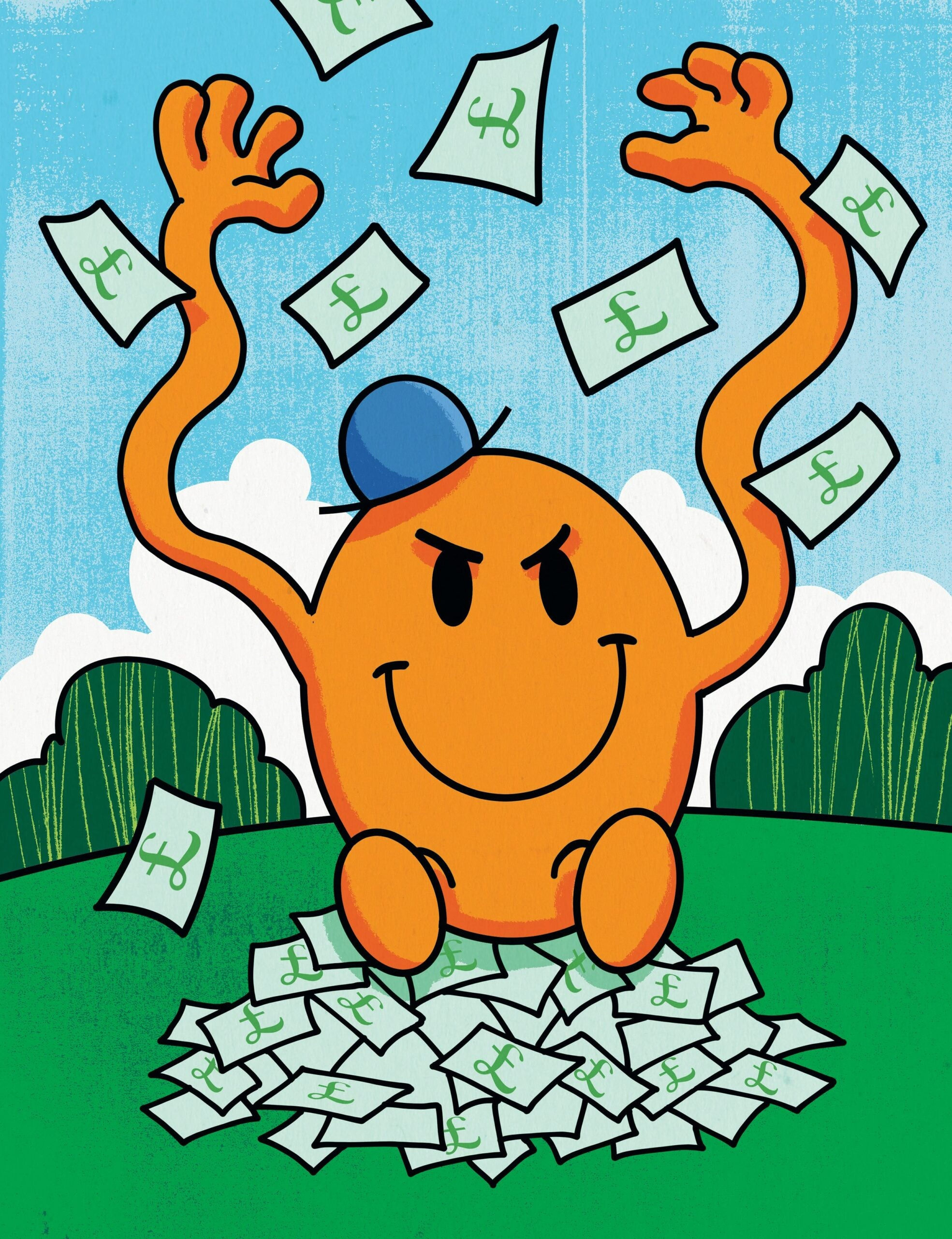How the Mr Men made their millions