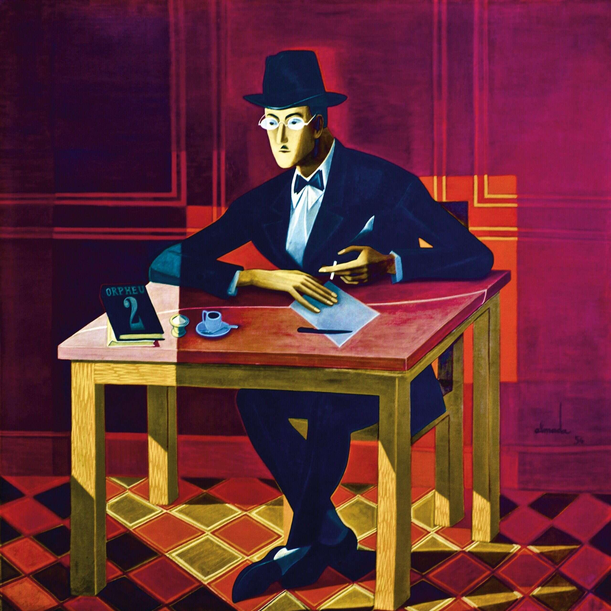Living in Fernando Pessoa's world
