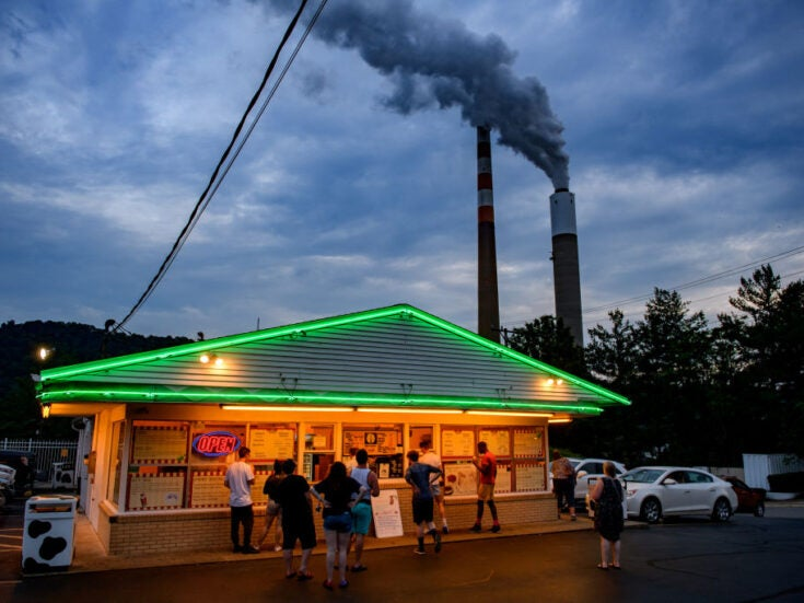 The US produces the same carbon emissions as 89 countries in the Global South