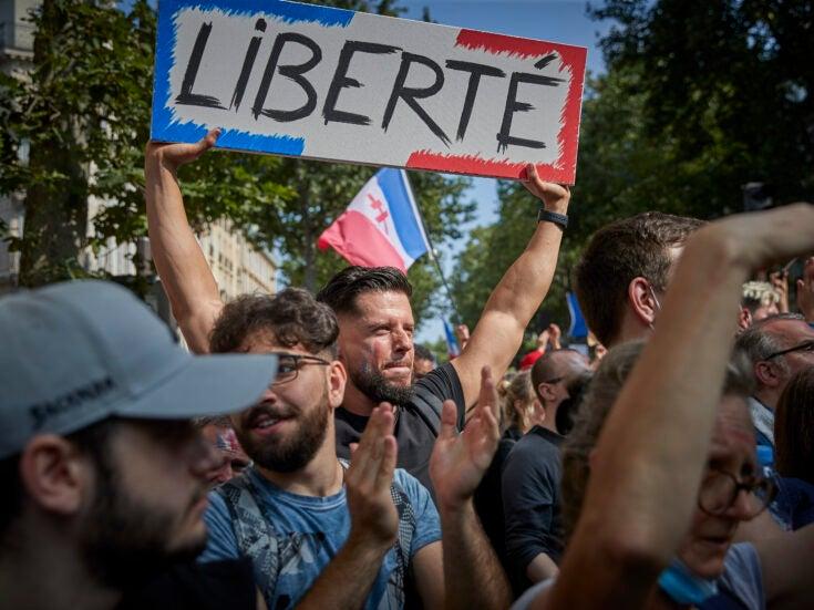 Why Emmanuel Macron's vaccine passport scheme worked