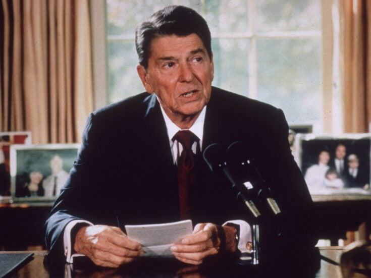 From the NS archive: Make no mistake – this is Reagan's foreign policy