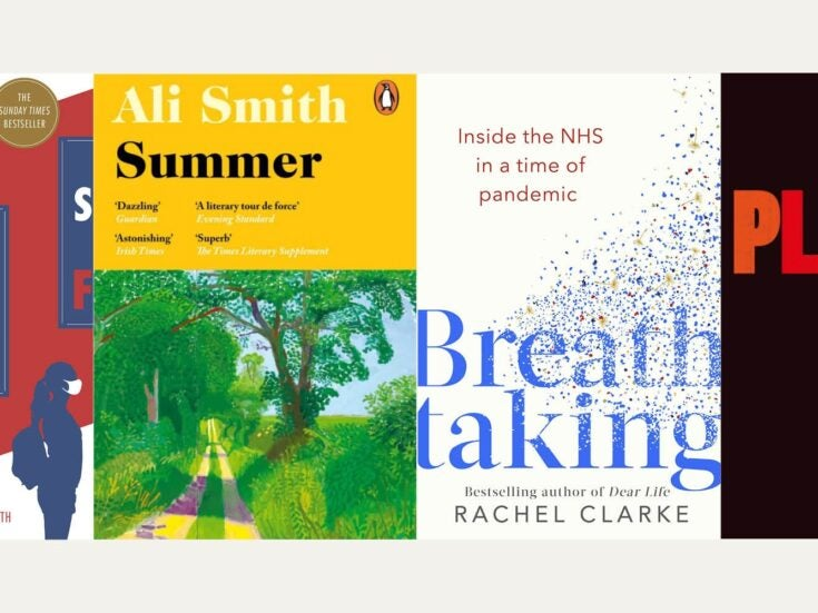 The best books about the Covid-19 pandemic
