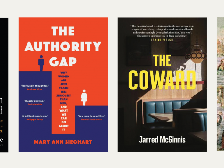 Reviewed in short: New books by Mary Ann Sieghart, Terje Tvedt, Jarred McGinnis and Brad Stone