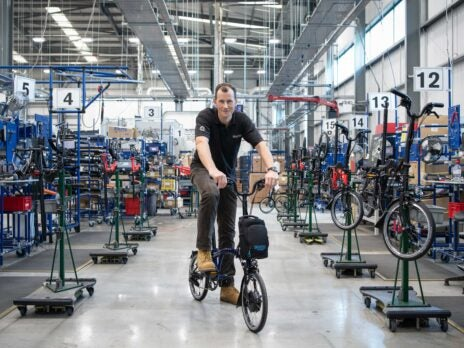 """Will Butler-Adams: """"Most people can ride a bike, so what's stopping them?"""""""
