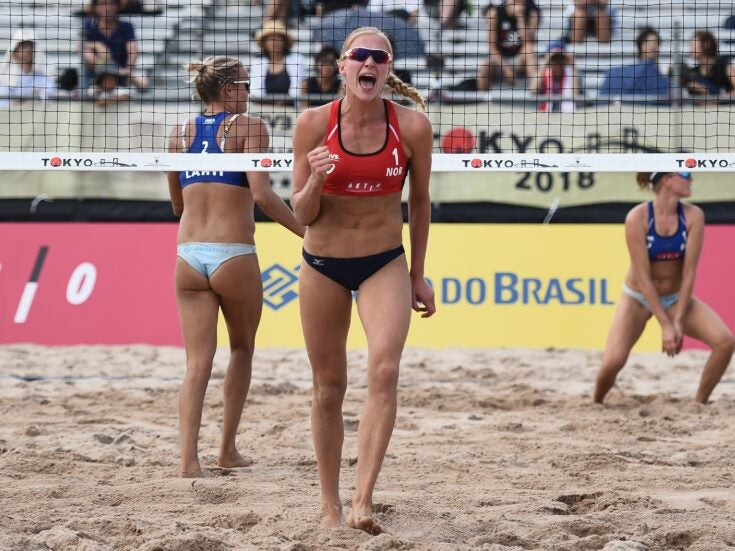 It's not just volleyball that enforces a sexist dress code. Women's clothing is still policed up and down the country