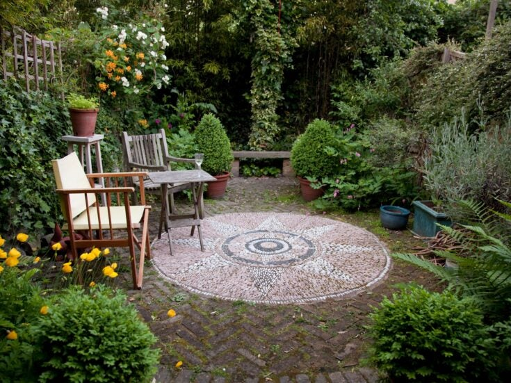 As plans for our family holiday crumble, our only option is a staycation in the garden