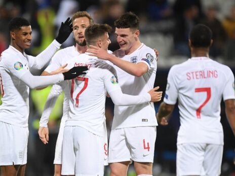 Euro 2020 final: would an England win move the opinion polls?