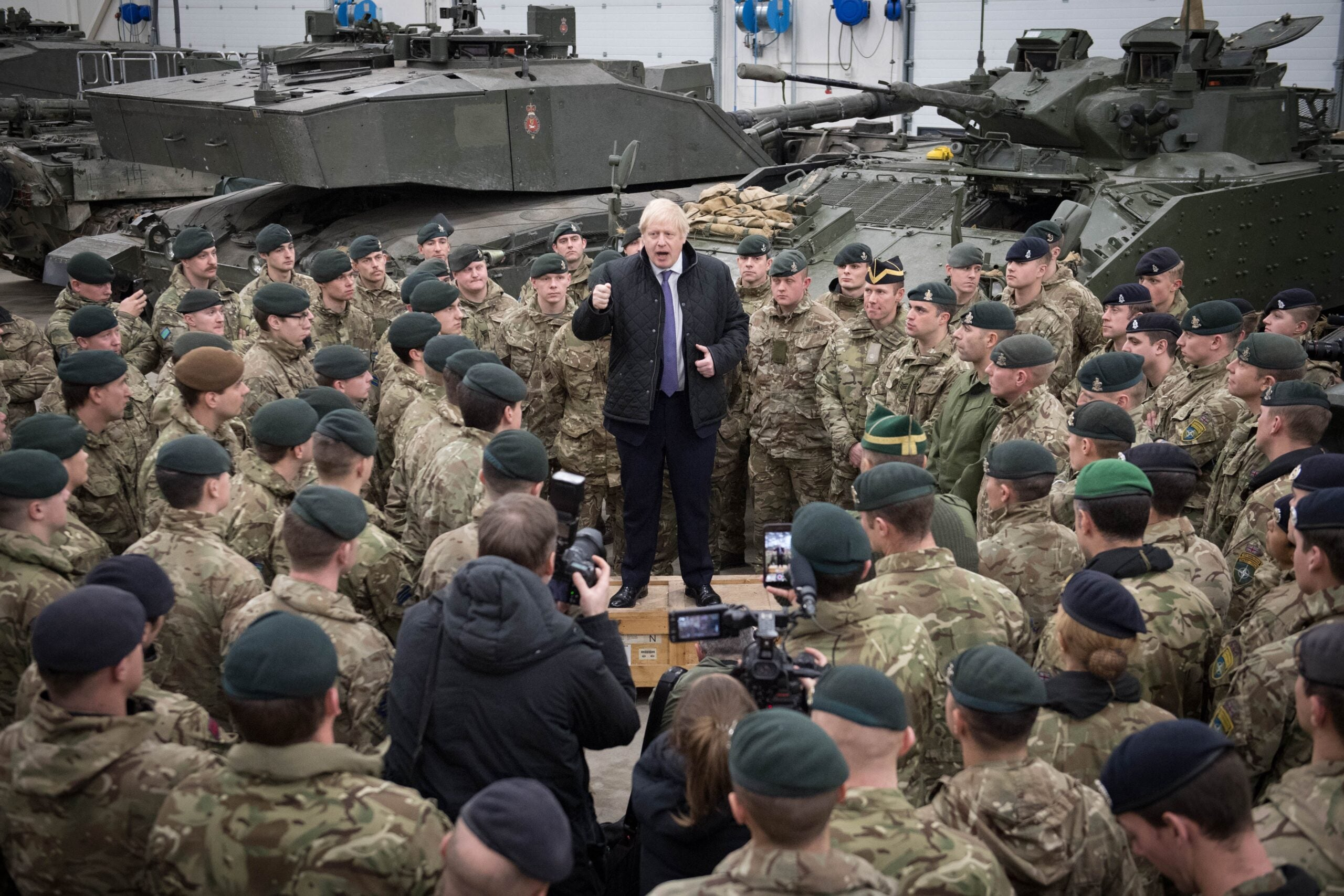 Why Tories are in despair over Boris Johnson's handling of the Afghanistan crisis