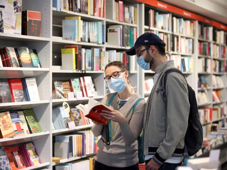 Why Waterstones is smart to ask customers to wear masks