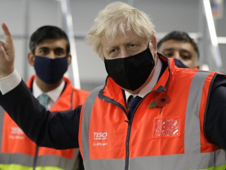 Why Boris Johnson knows he can't demote Rishi Sunak