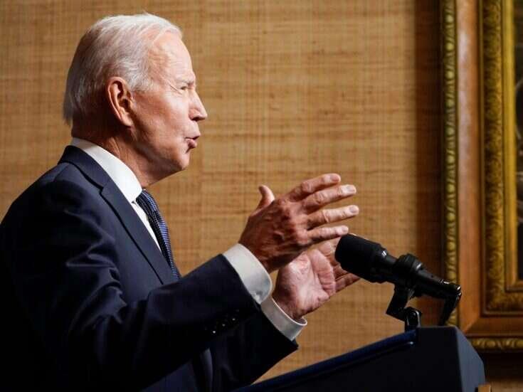 Where has the Afghanistan crisis left Joe Biden?
