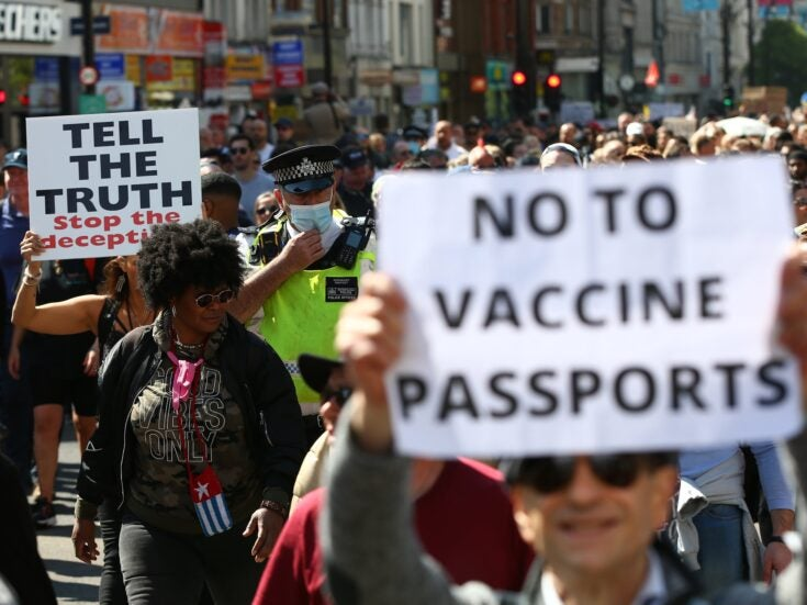 Why does the media mollycoddle anti-vaxxers?