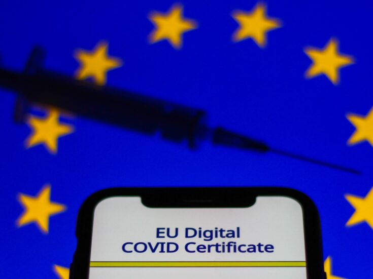 How the EU has overtaken the US on Covid-19 vaccines
