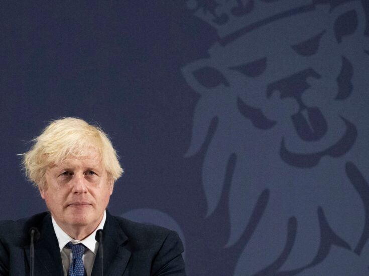 """The Afghanistan crisis has exploded Boris Johnson's """"Global Britain"""" delusions"""