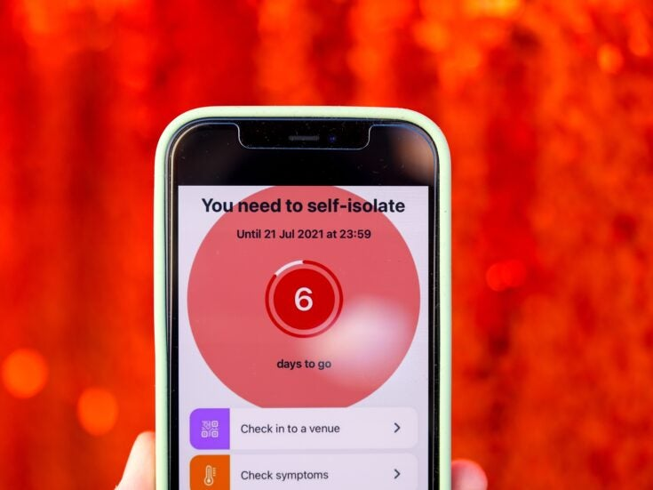 The pingdemic: more than 500,000 people told to self-isolate by NHS app