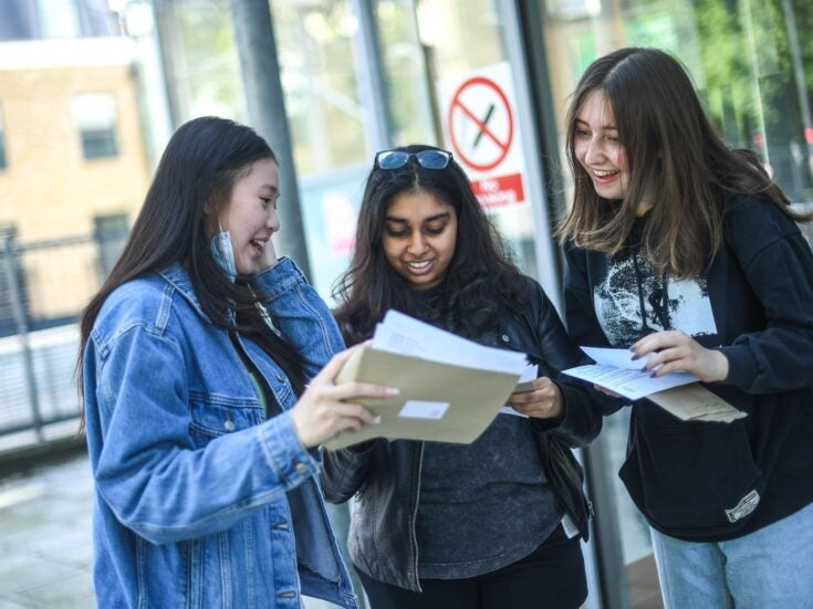 Covid Cohort: How do A-level students feel about results day 2021?