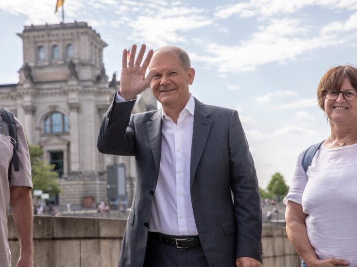 How the SPD is narrowing the gap in the German election campaign