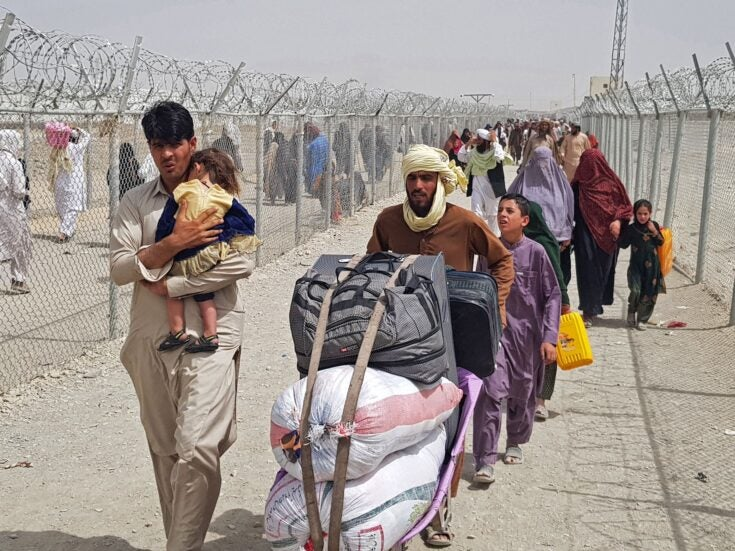 Joe Biden needlessly abandoned the Afghan people – and Britain stood idly by