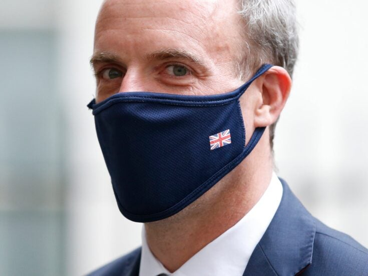How serious is the phone call that Dominic Raab never made?