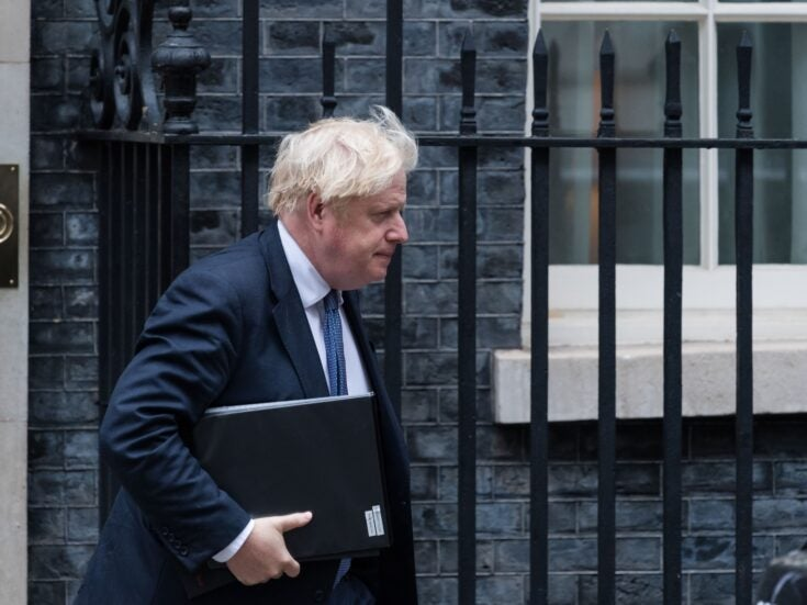 The Afghanistan debacle has shown Boris Johnson's lack of influence on the US