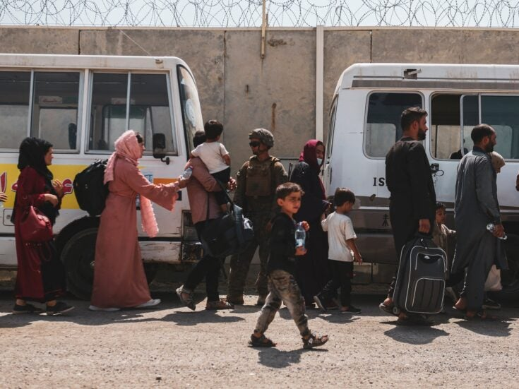 Lyse Doucet's Kabul notebook: A dystopian airfield, and the Afghans leaving everything behind