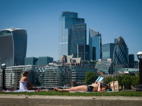 In many cities, it is becoming too hot to work