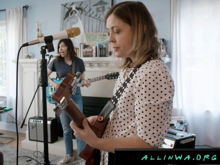 Sleater-Kinney are at their energetic best on Path of Wellness