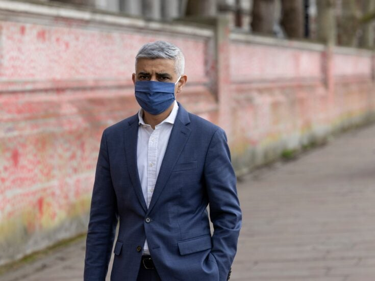 """Sadiq Khan interview: """"Brexit and Covid are a perfect storm against London"""""""