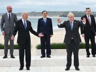 The sunshine and smiles of the G7 summit masked deep divisions  – and disappointments too