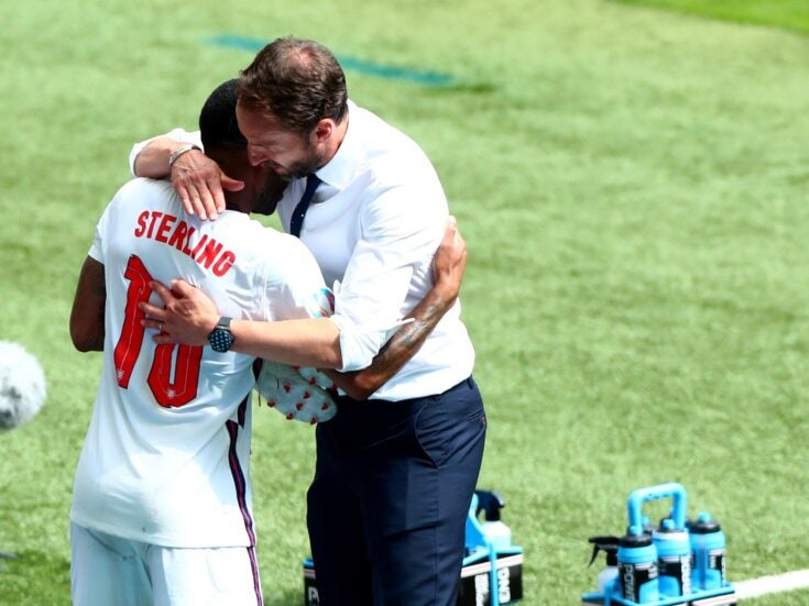 Gareth Southgate's England are showing this country at its best