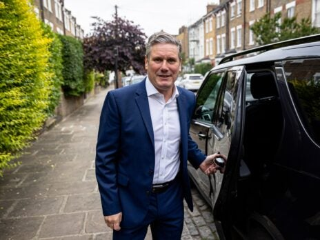 Why Keir Starmer is suddenly focusing on Northern Ireland