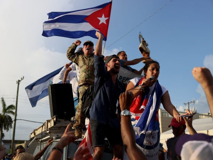 Why the left should welcome the revolt against Cuba's dictatorship