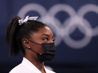 Athletes like Simone Biles are not weak – they are pioneers for a new understanding of mental illness