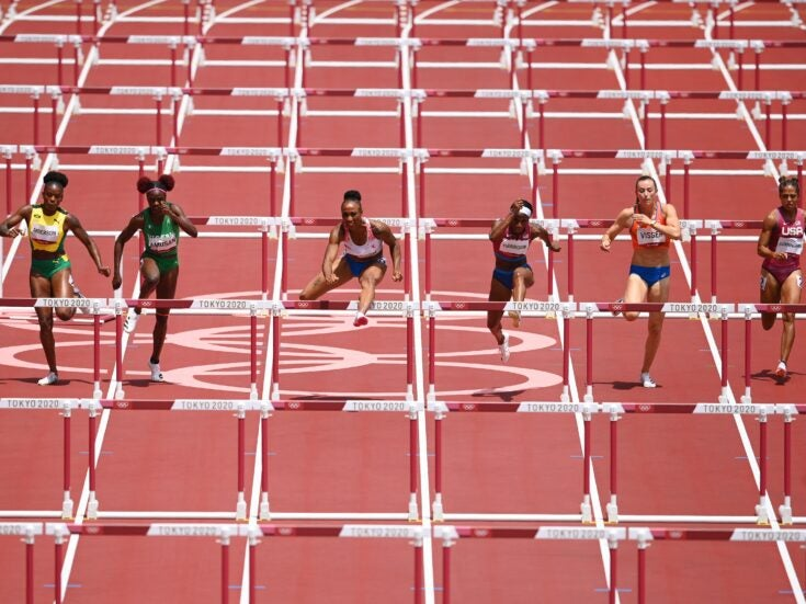 From the NS archive: Are women scared to run faster?