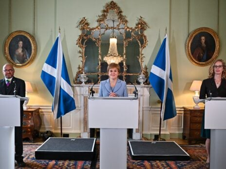 The new SNP-Green pact has only one aim: remove Scotland from the UK