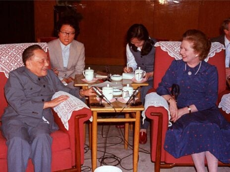 China in 1983: a miracle waiting to happen?