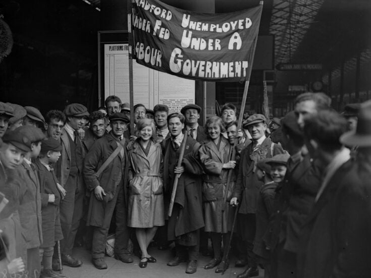 From the NS Archive: Labour's opportunity
