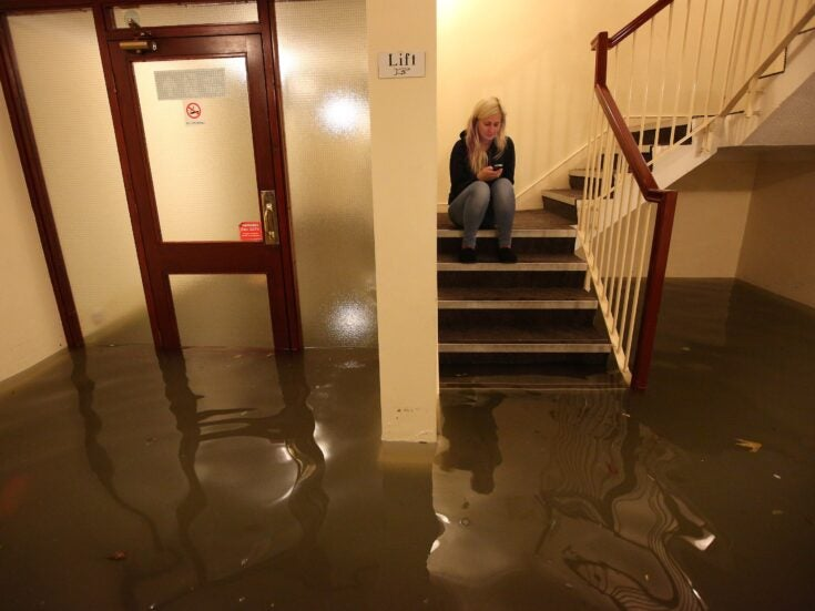 I lost my home to the London floods – and my faith in the government's climate plan