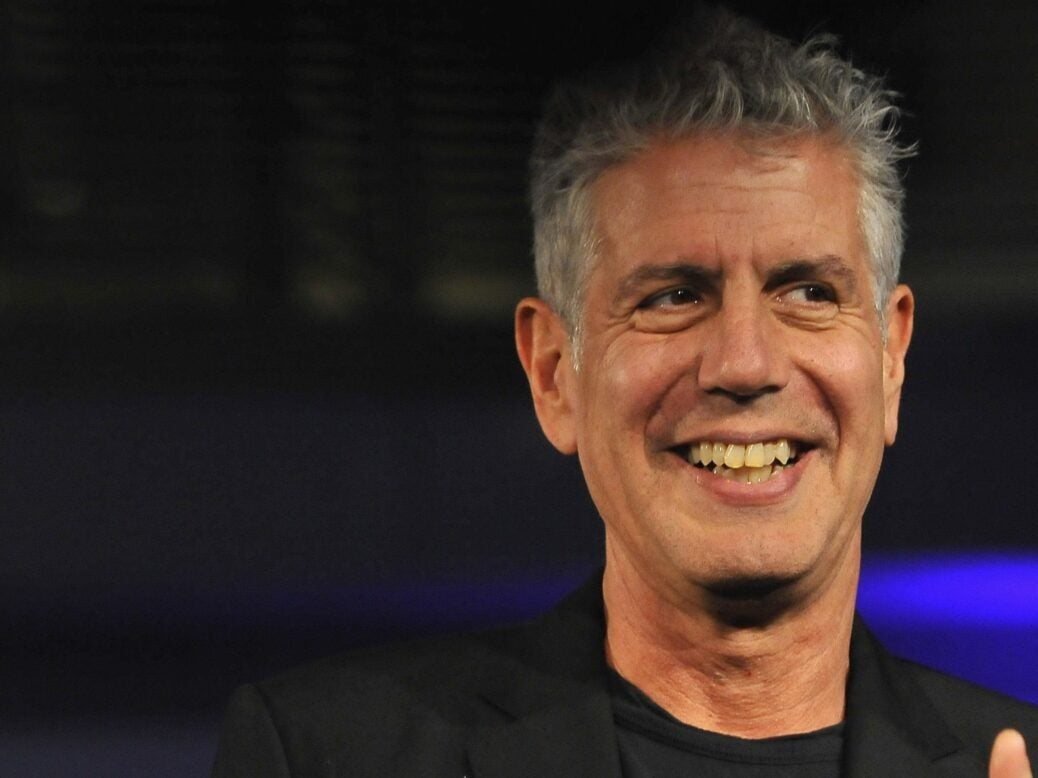 The late chef Anthony Bourdain's voice was simulated in Roadrunner: A Film About Anthony Bourdain, released in the UK in July 2021.