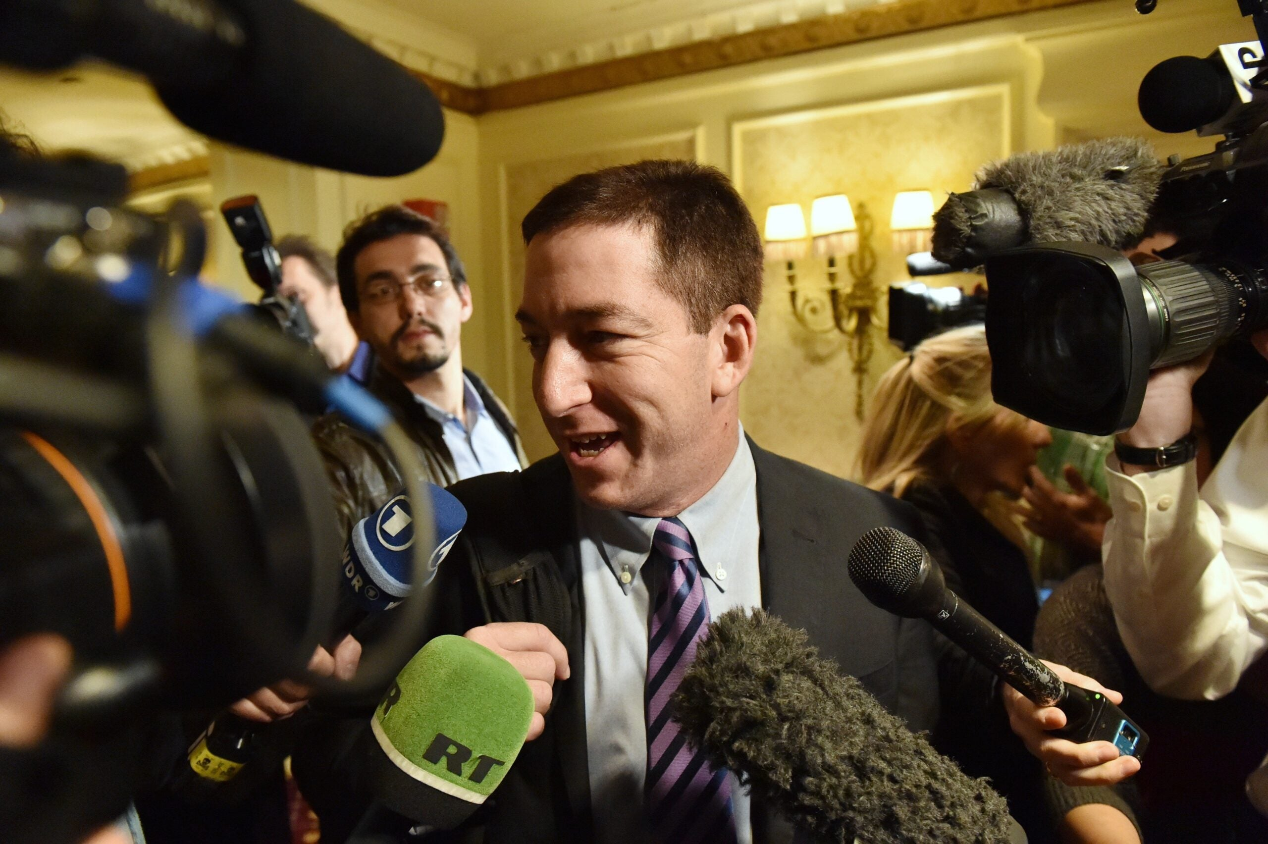 Glenn Greenwald: the greatest journalist of all time?